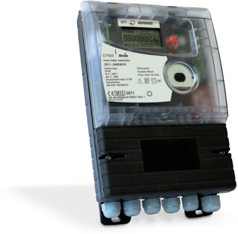ENERKON ITRON Toplotni števec CF800